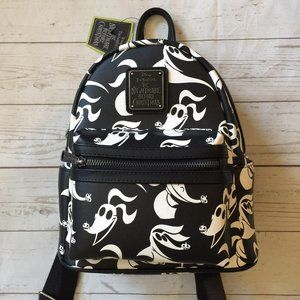 Loungefly Nightmare Before Christmas Zero Backpack
